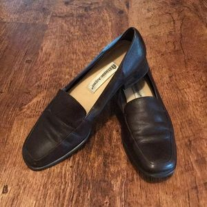 Etienne Aigner Rush all leather Loafer Sz 7